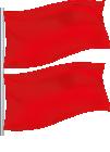 Rood over Rood: Zwemmen en baden verboden