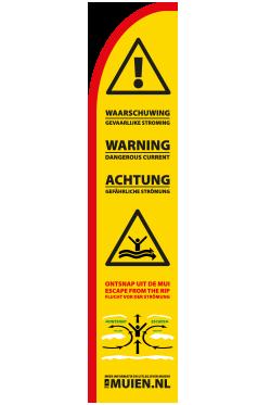 Mui waarschuwing