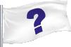 Wit met blauw vraagteken: Kind gevonden